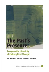 Omslag för The past's presence: essays on the historicity of philosophical thinking