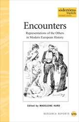 Omslag för Encounters: representation of the others in modern European history