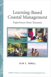 Omslag för Learning-based coastal management: experiences from Tanzania