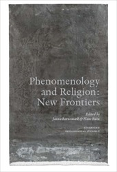 Omslag för Phenomenology and Religion: New Frontiers