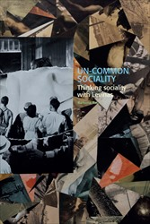 Omslag för Un-common Sociality: Thinking Sociality with Levinas
